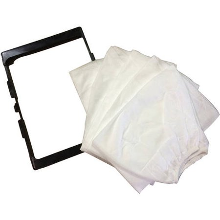 Disposable Filter Bag, Scrubber Series (Pack of 5)