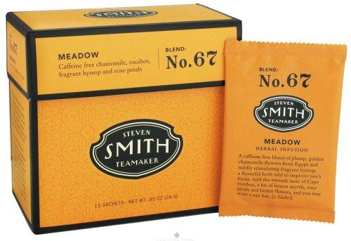 Herbal Tea - Meadow ( 6 - 15 BAG )
