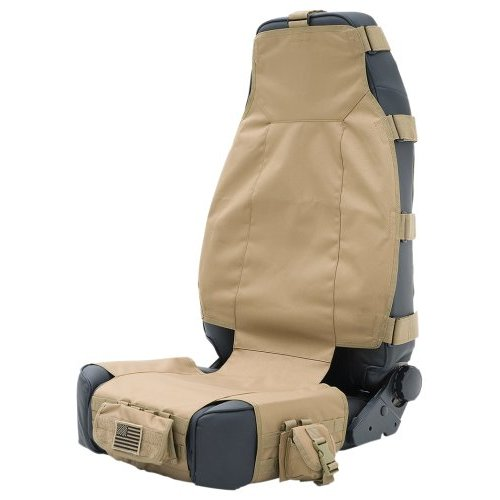 Coyote Tan G.E.A.R. Front Seat Cover