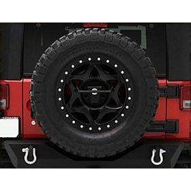 SRC Classic Rock Crawler Rear Bumper