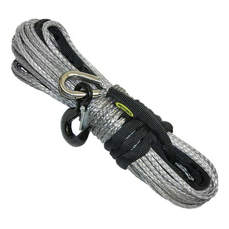 10,000 Pound XRC Synthetic Winch Rope, 94 Foot Length