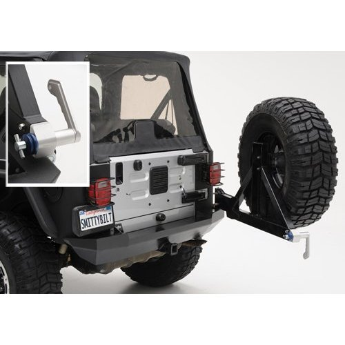 XRC Swing AwayTire Carrier