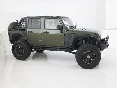 XRC Front Fender Armor