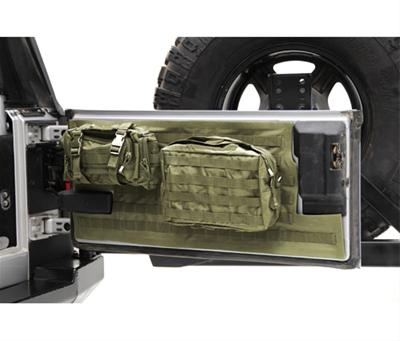 G.E.A.R. Tailgate Cover, Olive Drab