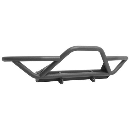 SRC Front Grille Guard Bumper with D-ring Mounts
