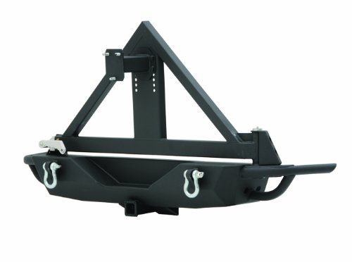 SRC Classic Tire Carrier ONLY, No Bumper