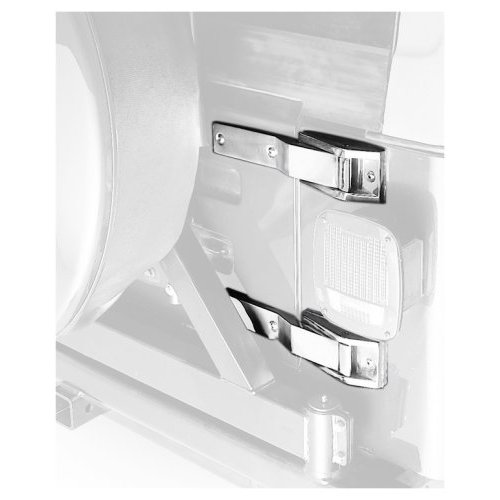 Lower Tailgate Hinge Set