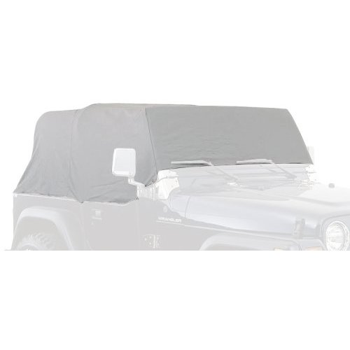 Water-Resistant Cab Cover in Gray