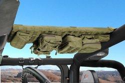 G.E.A.R. Overhead Console, Coyote Tan