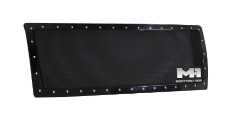 M1 Black Mesh Grille