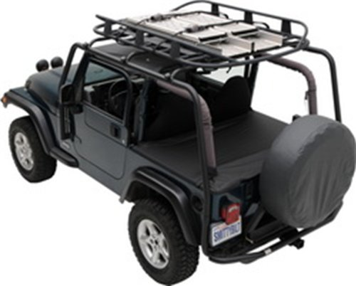 SCR ROOF RACK JK 2DR, Box 1 of 2, Front Leg