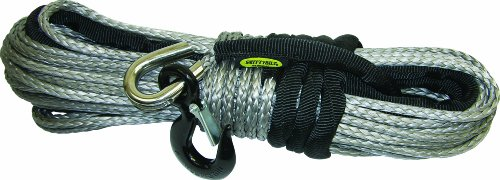 15,000 Pound XRC Synthetic Winch Rope, 92 Foot Length
