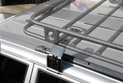 Rain Gutter Clamps for Defender Roof Rack