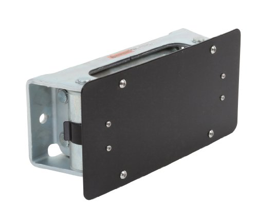 Roller Fairlead Mounted License Plate Bracket