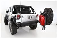 XRC JK ATLAS TIRE CARRIER ONLY