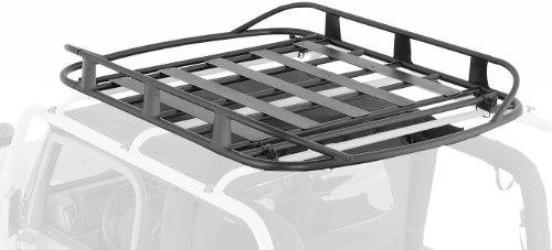 SCR ROOF RACK  JK 4DR, Box 2 of 2, Front X Bar