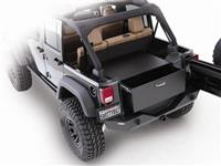 Smittybilt SECURITY STORAGE VAULT JK 2/4DOOR 2763