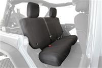 Smittybilt GEAR CUSTOM FIT SEAT COVERS (REAR) 07 OR 13-15 JK 4DR 56647901