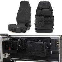 BLACK GEAR SEAT COVER KIT