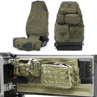 GREEN GEAR SEAT COVER KIT
