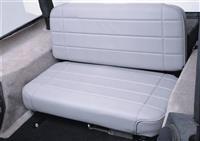 55-95 CJ & WRANGLER (YJ) SEAT - REAR - STANDARD - DENIM SPICE