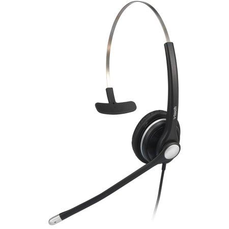 A100D Wired Binural Headset with QD RJ9