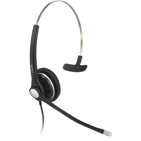 A100M Wired Headset Monaural wtih QD RJ9
