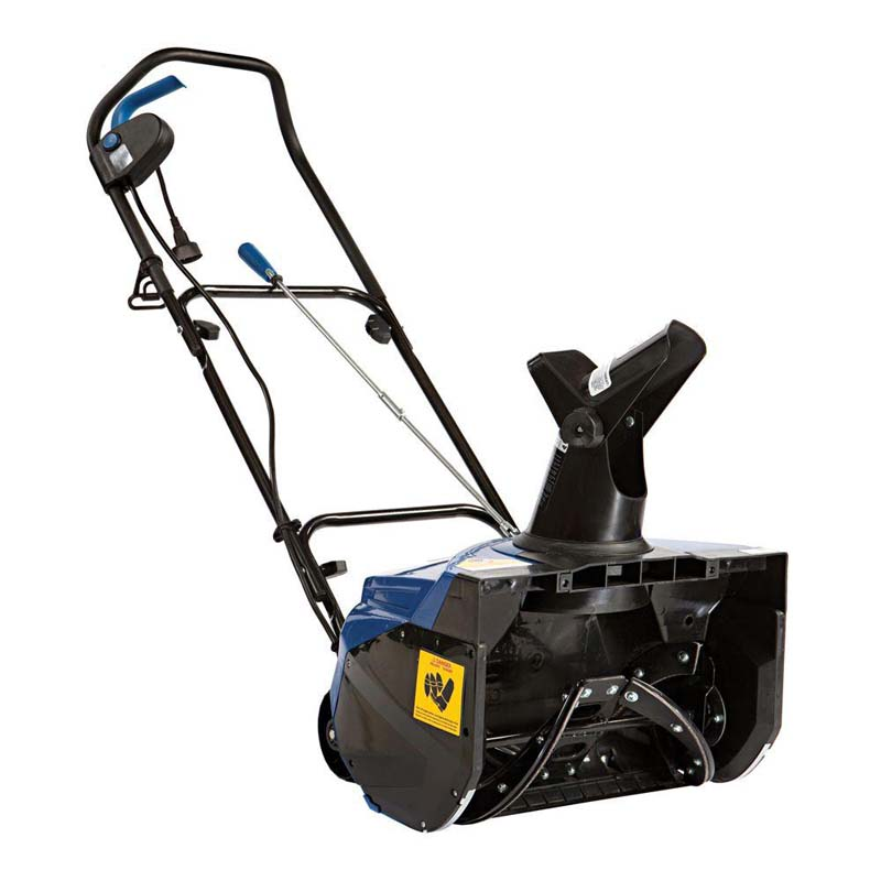 Snow Joe SJ622E Electric Single Stage Snow Thrower , 18-Inch + 15 Amp Motor