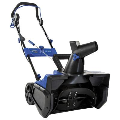 Snow Joe SJ624E Electric Single Stage Snow Thrower , 21-Inch + 14 Amp Motor
