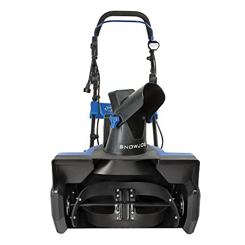 Snow Joe SJ625E Electric Single Stage Snow Thrower , 21-Inch + 15 Amp Motor