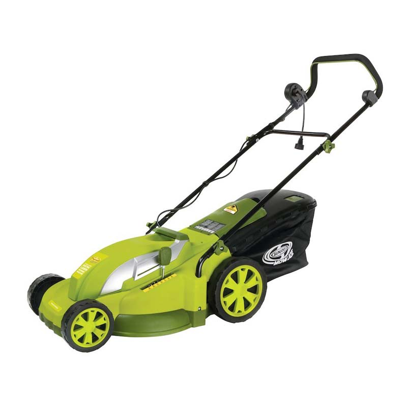 Sun Joe MJ403E Electric Lawn Mower , 17 inch + 13 Amp , Mulcher
