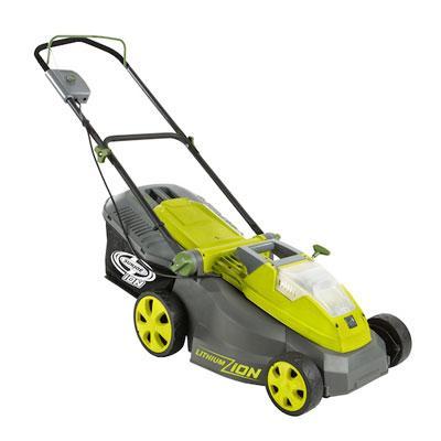 "Sun Lawn Mower Crdlss 40V 16"""