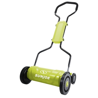 Sun Silent Push Reel Mower 18""
