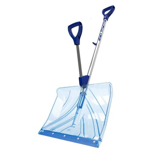 Snow Strain Reducing Shovel