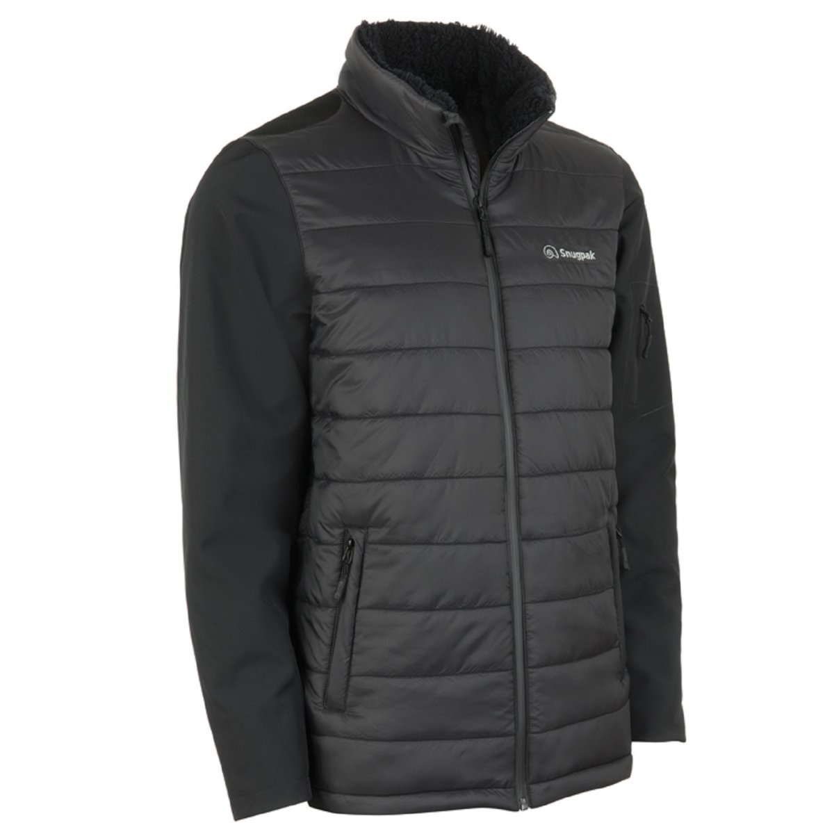 Snugpak - Fusion Insulated Jacket - Black - XL