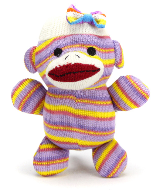 Annie from The Sock Monkey Family