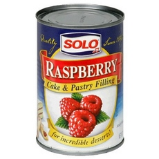 Solo Filling, Raspberry (12x12Oz)