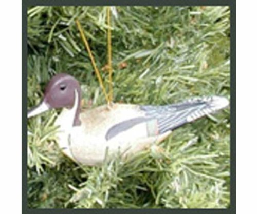 Pintail Decoy Ornament