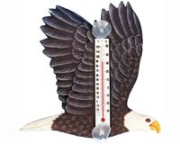 Thermometer Small Bird Eagle Fly