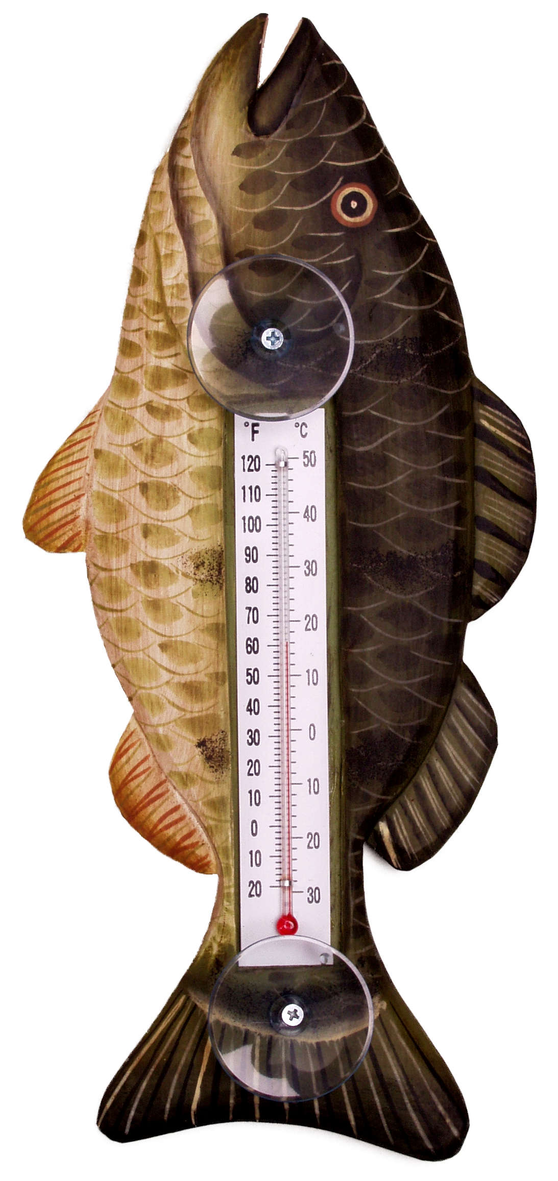 Bass Small Window Thermometer