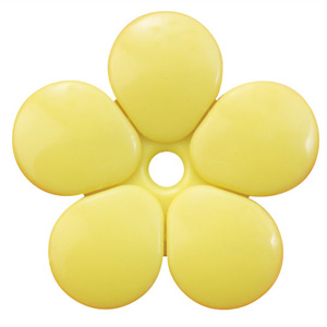 Pack of 5 Yellow Replacement Flowers
