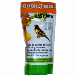 8 oz Oriole Nectar All Natural- No Dyes