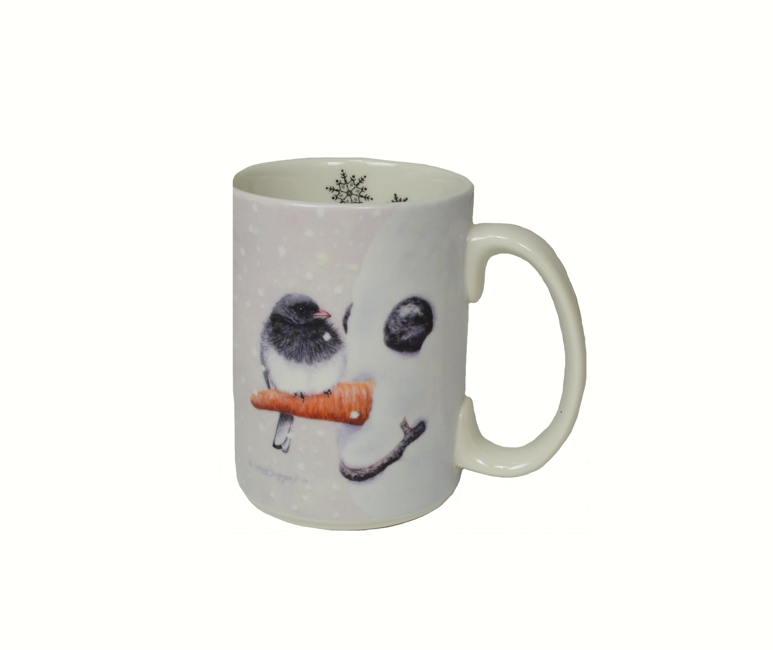 Nosey Junco 15 oz Mug