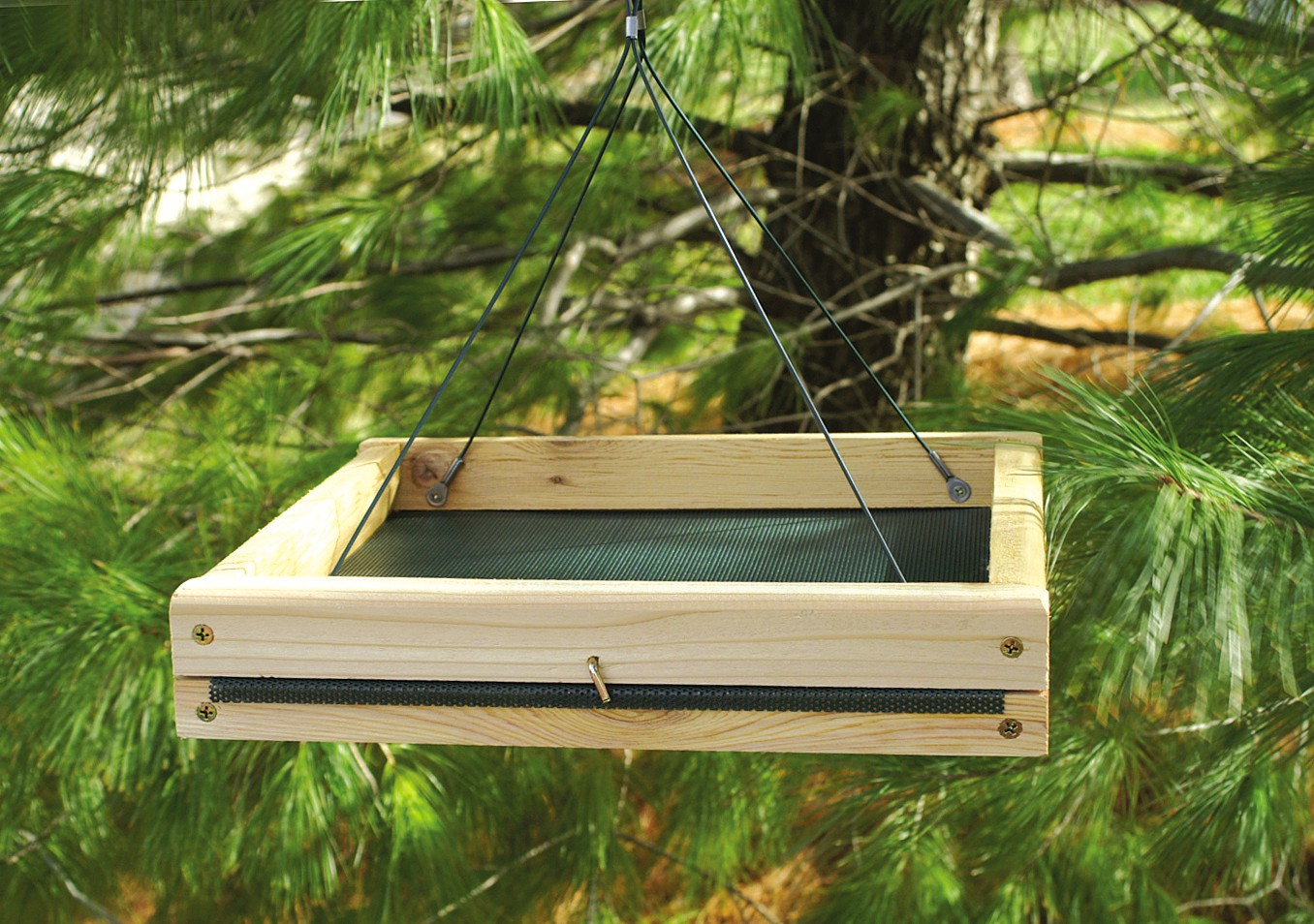 10.5 in. x 11.5 in. Hanging Feeder