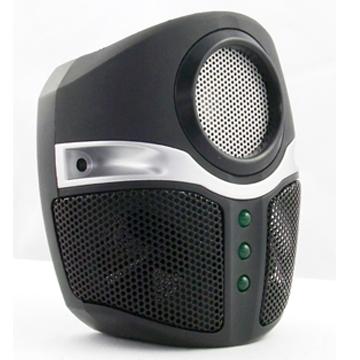 Triple Speaker Ultrasonic Rodent Repeller