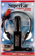 Personal Sound Amplifier SuperEar®