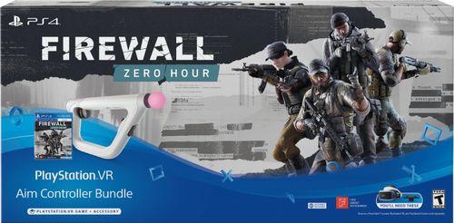 PSVR Aim Firewall US PS4