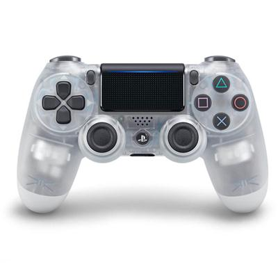 DualShock4 WL Ctrlr Crystl PS4
