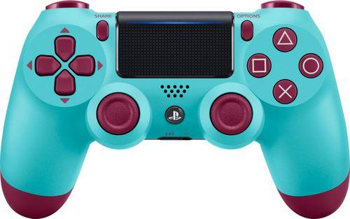 DS4 Wrlss Cntrllr Berry Blue