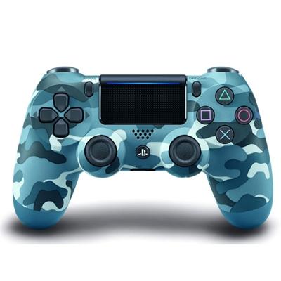 PS4 Blue Camo Dualshock Contro